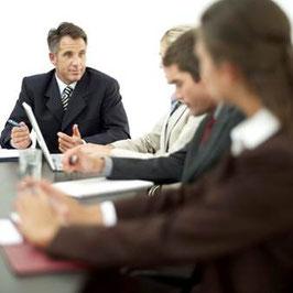 Checkliste: Besprechungen führen + protokollieren