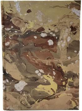 Quaderno carta marmorizzata Ricky