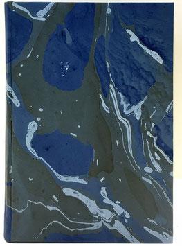 Quaderno carta marmorizzata Tommaso