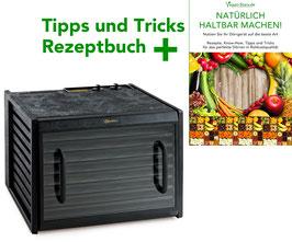 EXCALIBUR 9er DÖRRGERÄT mit Timer + PDF-Dörrfibel Tipps & Rezepte