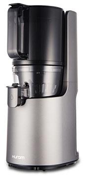 Hurom H200 easy series + 2x 0,5 L Saftflaschen + Rezeptbuch