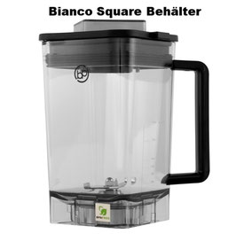 Bianco Mixbehälter für den VOLTO