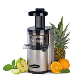 OMEGA VSJ843 Juicers optional mit Zitruspresse