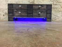 "Sideboard Palettenmöbel mit LED Beleuchtung ""Grosseto"""