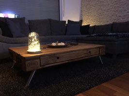 """Couchtisch Palettenmöbel Einzelstück """"Padua"""""""