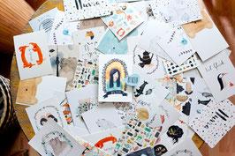 MEGA Postkarten Sets