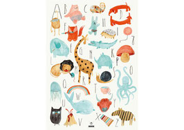 ANGEBOT ABC Poster A3