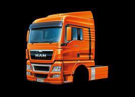Tamiya Truck MAN TGX 26.540 Euro 5 Fahrerhaus