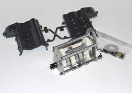 3-Ganggetriebe Kugelgelagert ohne Motor