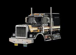 Tamiya Truck King Hauler Fahrerhaus Black Edition