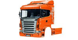 Tamiya Truck Fahrerhaus Scania R470