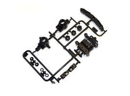 Tamiya TT-01E Teile / Rahmen A