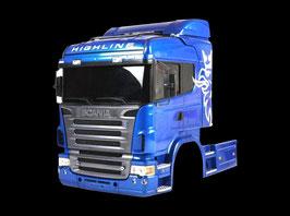 Tamiya Truck Fahrerhaus Scania R620