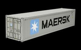 "Container Bausatz ""MAERSK"""