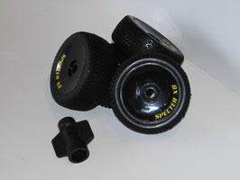 Specter X8 Buggy Räder
