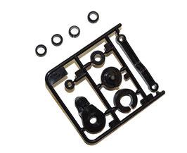 Tamiya TT-01E Teile / Rahmen P