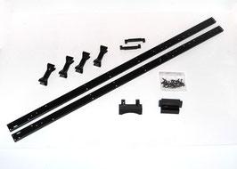 Tamiya 3-Achser Rahmen / Chassis 660mm