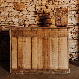 Bars rustiques