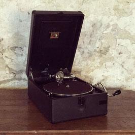 Gramophone de voyage