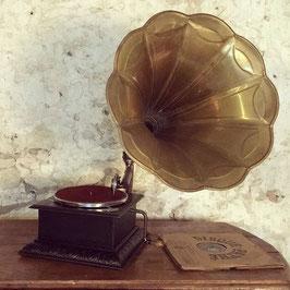 Gramophone Emile