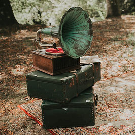 Gramophone Modèle 1900