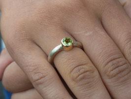 Ring Peridot