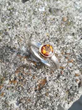 Ring Goldcitrin