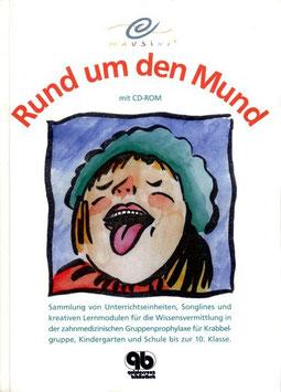 """""""Rund um den Mund"""" Handbuch inkl. CD- ROM"""