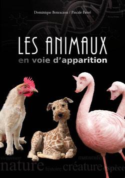 """LIVRE Les animaux en voie d""""apparition"""