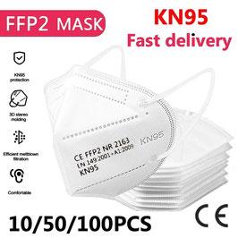 FFP2-Masken  10 Stück