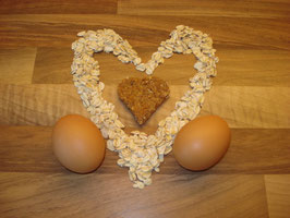 Herzen -  500 g - weil Liebe durch den Magen geht!