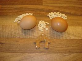 Hundehütten -  250 g - zum Fressen liebhaben  ...
