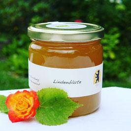 Bio-Lindenblütenhonig aus Berlin Hermsdorf