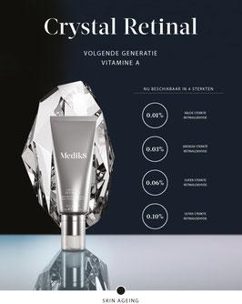 CRYSTAL RETINAL  1, 3, 6 of 10 (30ml)