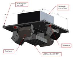 GefahrSituationsAnzeige GSA-107