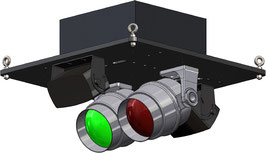 GefahrSituationsAnzeige GSA-107 Ampelvereinzelung