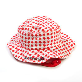 Ducksday (BE) UV Sonnenhut Red Star