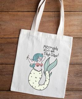 Stoffbeutel Mermaids