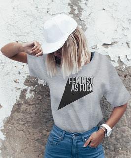 Shirt Feminist AF