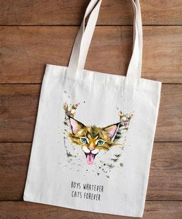 Stoffbeutel Cats