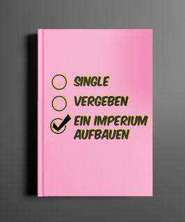 Imperium DINA5 Notizbuch