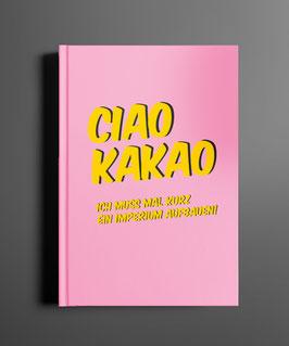 Ciao Kakao DINA5 Notizbuch