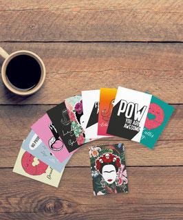 Postkarten Set 03