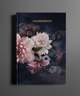 Unapologetic Exklusives DINA5 Notizbuch