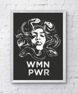 Poster Medusa Poster Design Plakat Kunstdruck