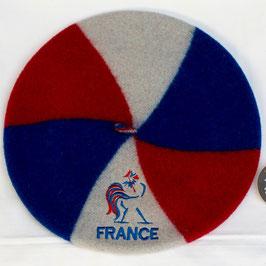 Béret Français Tricolore