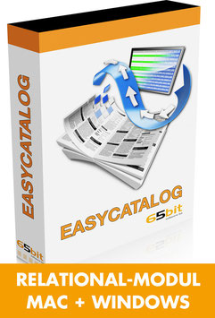 EasyCatalog Relational-Modul Vollversion