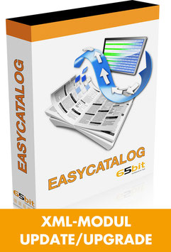 EasyCatalog XML-Modul Update/Upgrade