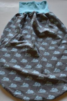 Pucksack aus kbA (bio) Baumwolle
