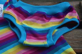 Unterhose s'Hösle aus kbA (bio) Baumwolle im Überraschungsdesign